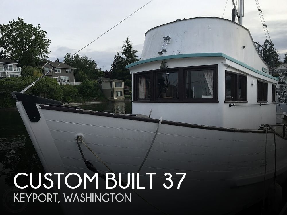 1948 Custom boat for sale, model of the boat is 30 & Image # 1 of 40