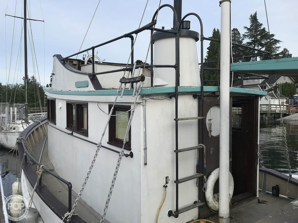 1948 Custom boat for sale, model of the boat is 30 & Image # 3 of 40