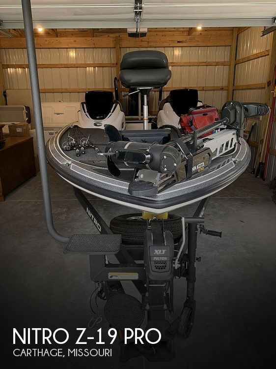 Used Boats For Sale in Springfield, Missouri by owner | 2019 Nitro 23