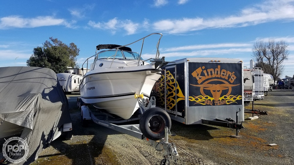 2002 Seaswirl boat for sale, model of the boat is Striper 2301 & Image # 36 of 40