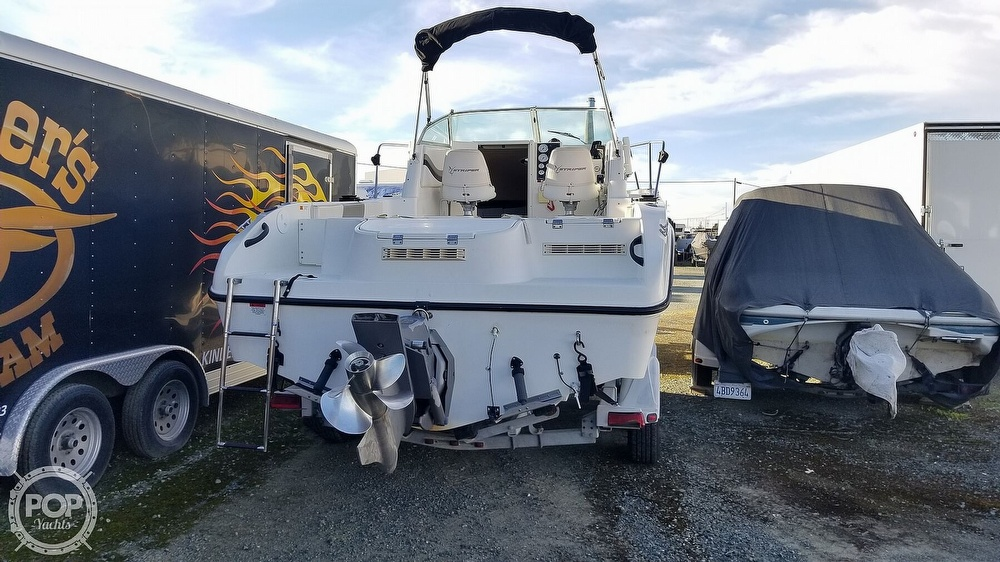 2002 Seaswirl boat for sale, model of the boat is Striper 2301 & Image # 38 of 40