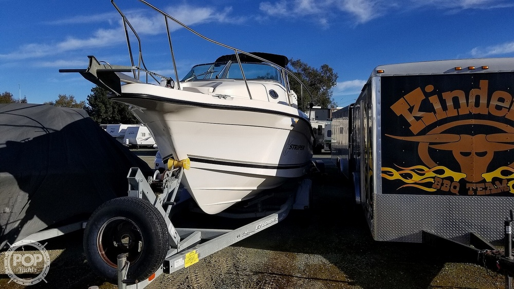 2002 Seaswirl boat for sale, model of the boat is Striper 2301 & Image # 39 of 40