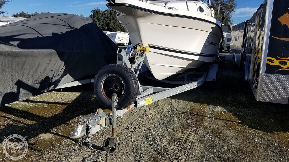 2002 Seaswirl boat for sale, model of the boat is Striper 2301 & Image # 40 of 40