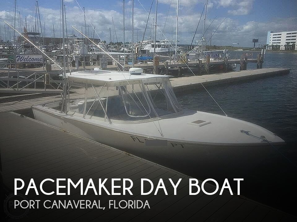 1976 PACEMAKER DAY BOAT for sale