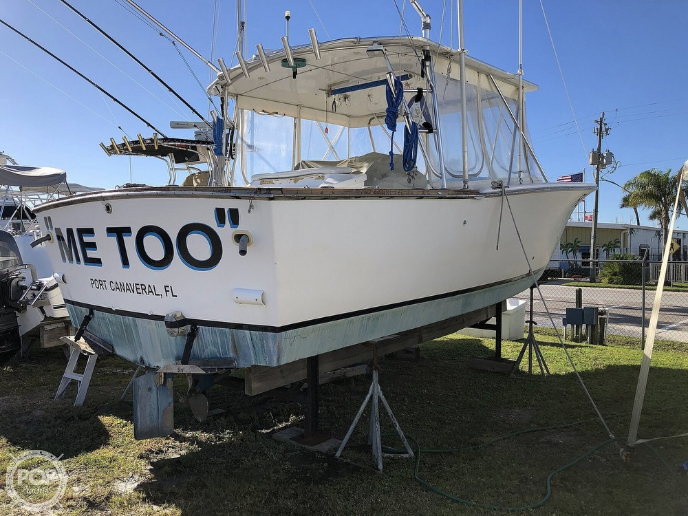 1976 Pacemaker boat for sale, model of the boat is Day Boat & Image # 14 of 40