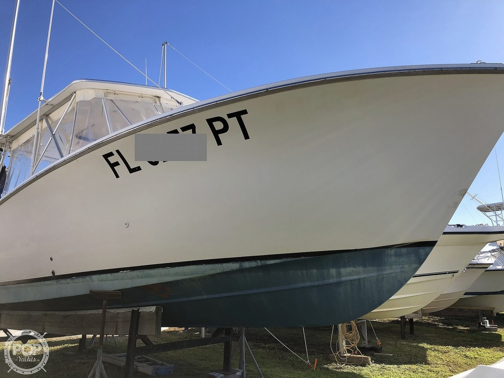 1976 Pacemaker boat for sale, model of the boat is Day Boat & Image # 18 of 40