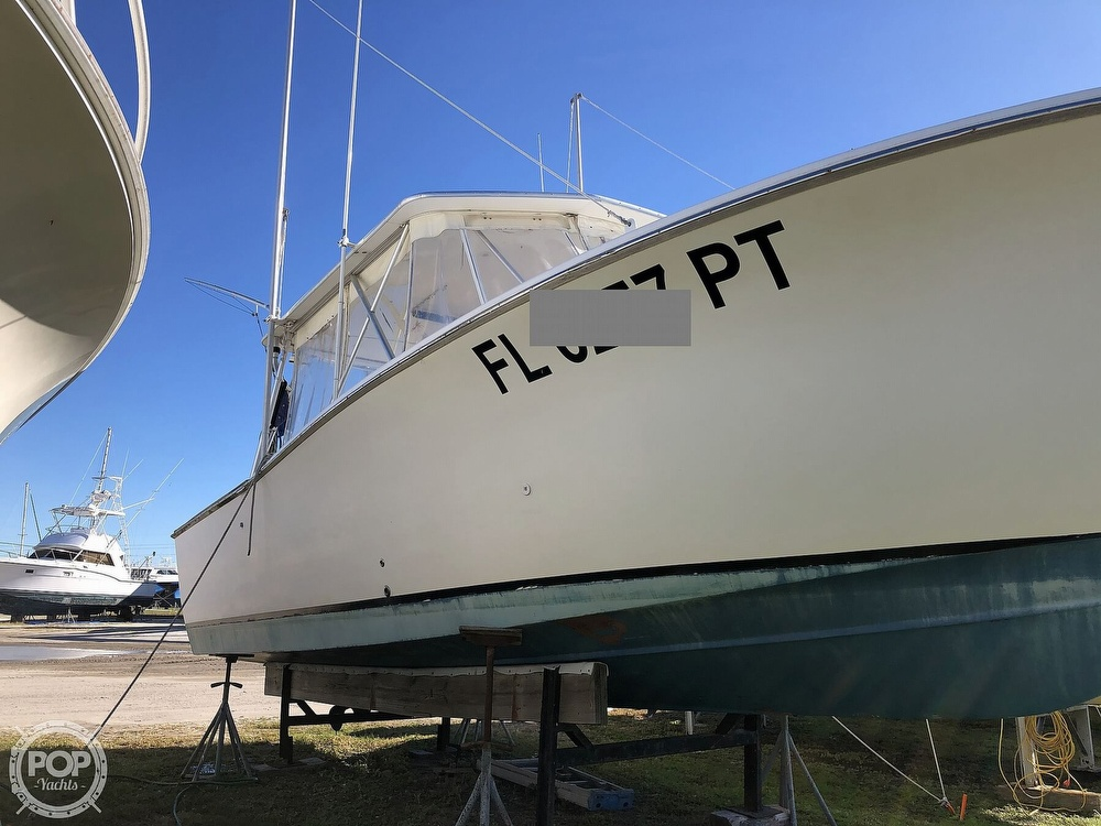 1976 Pacemaker boat for sale, model of the boat is Day Boat & Image # 19 of 40