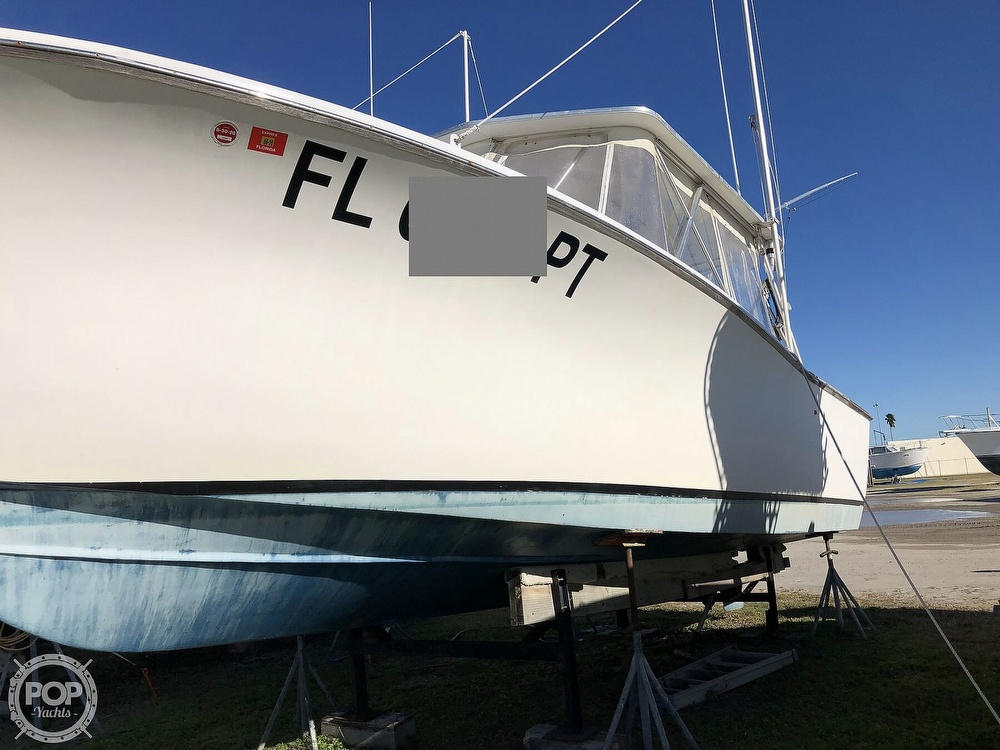 1976 Pacemaker boat for sale, model of the boat is Day Boat & Image # 28 of 40
