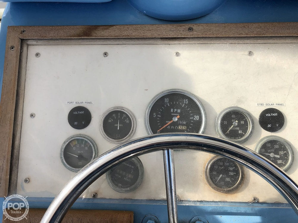 1976 Pacemaker boat for sale, model of the boat is Day Boat & Image # 33 of 40