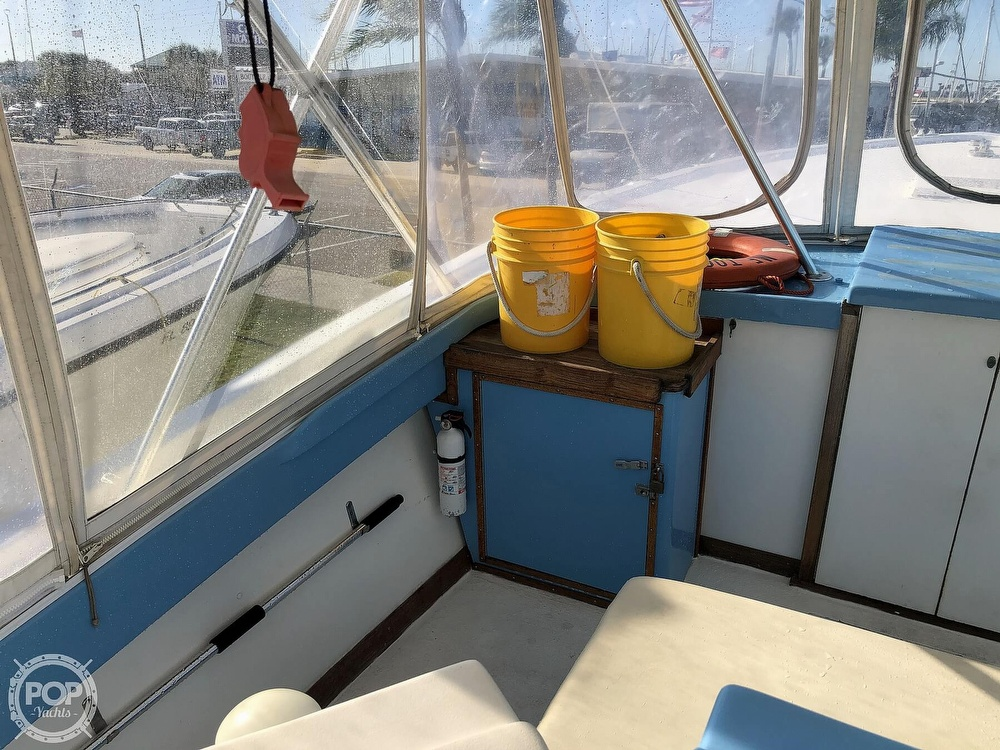 1976 Pacemaker boat for sale, model of the boat is Day Boat & Image # 38 of 40
