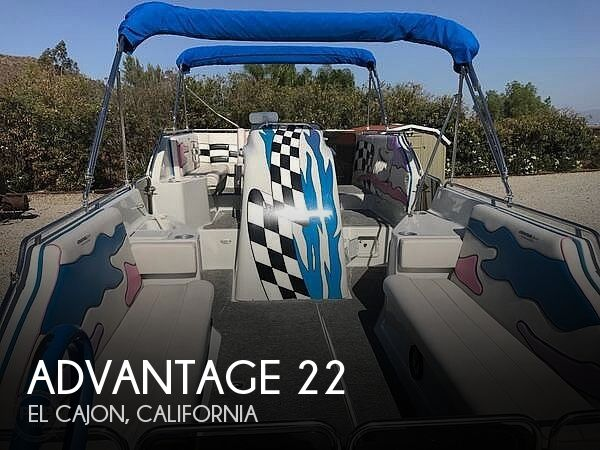 Used Advantage Boats For Sale by owner | 2000 Advantage 22