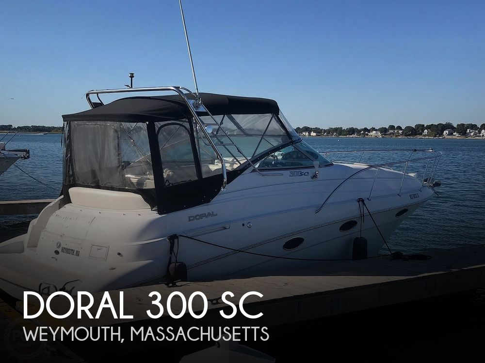Used Doral Boats For Sale by owner | 2000 Doral 300 SC