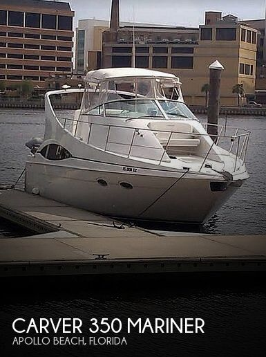 Used Carver 35 Boats For Sale by owner | 1998 Carver 350 Mariner