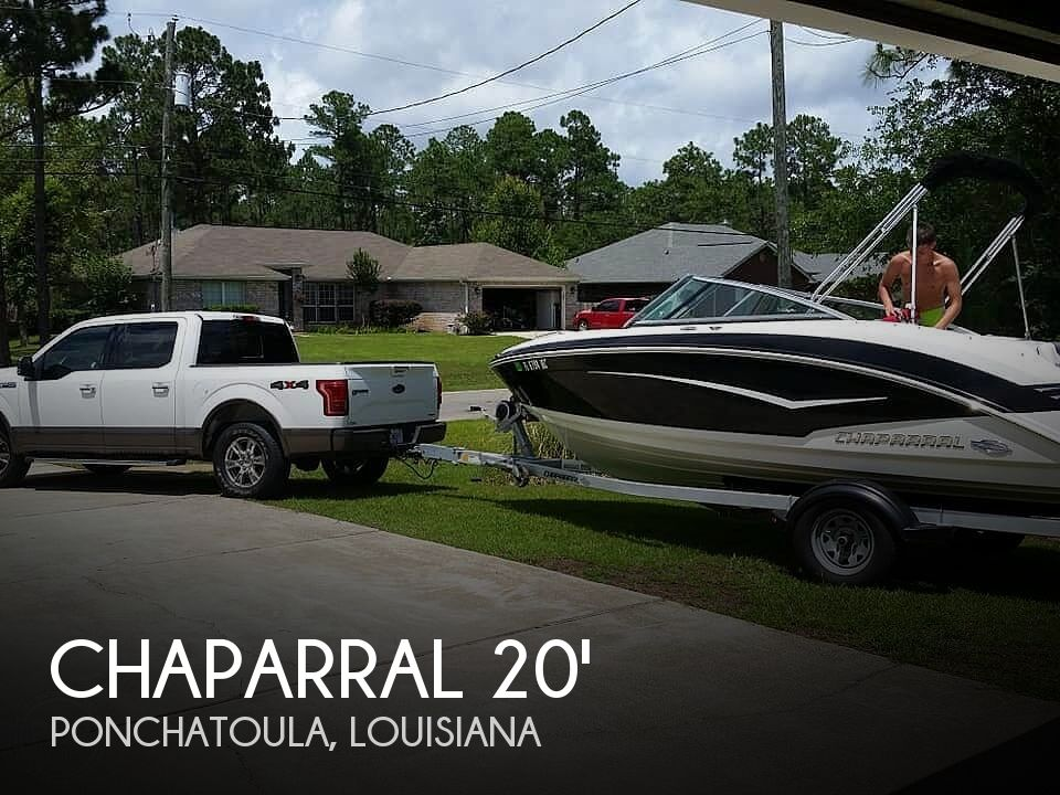 Used Chaparral 20 Boats For Sale by owner | 2016 Chaparral Vortex Vr203