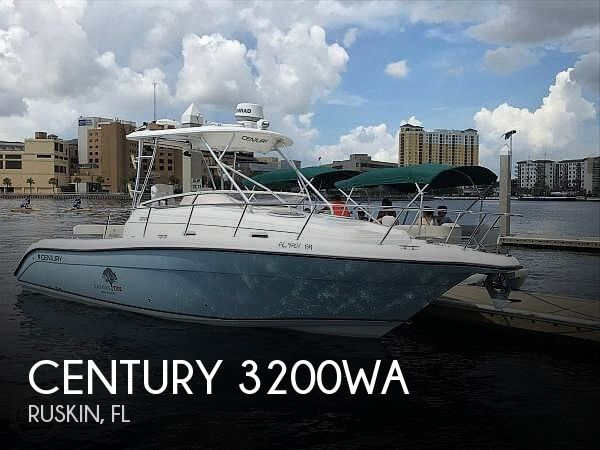 Used Century Boats For Sale by owner | 2006 Century 3200WA