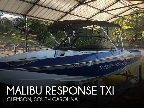 Used Boats For Sale in Greenville, South Carolina by owner | 2013 21 foot Malibu Response TXI