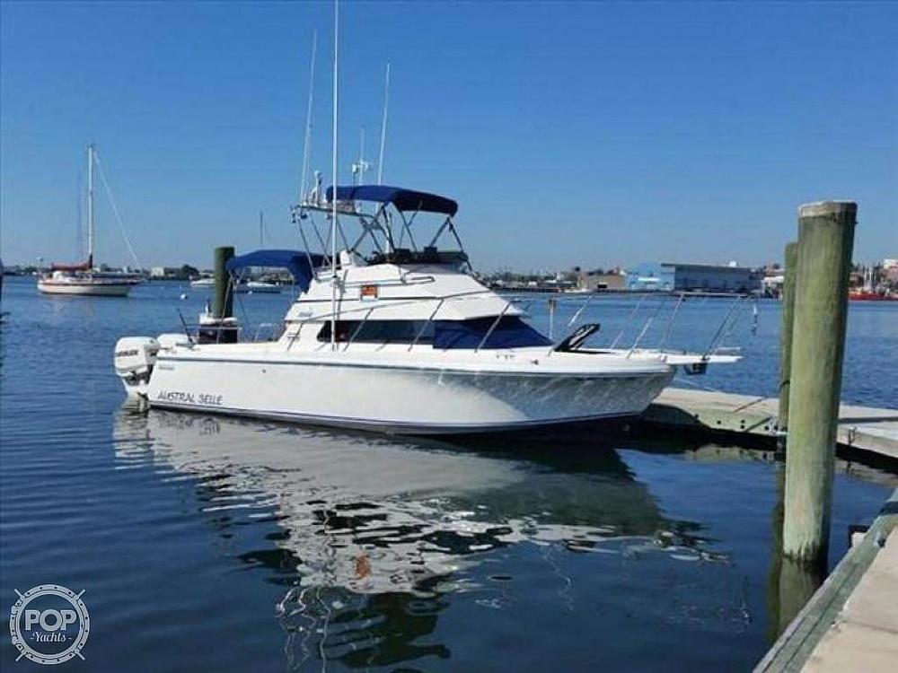 1993 Skipjack boat for sale, model of the boat is 262 Flybridge & Image # 11 of 19