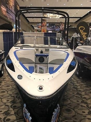 2018 Campion boat for sale, model of the boat is Allante 545i & Image # 2 of 41