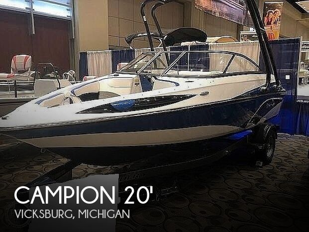 2018 CAMPION ALLANTE 545I for sale