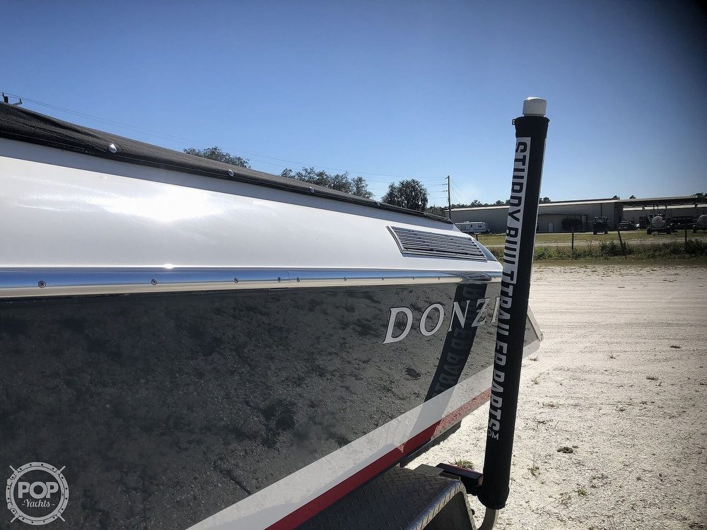 1986 Donzi boat for sale, model of the boat is Z-25 & Image # 14 of 41