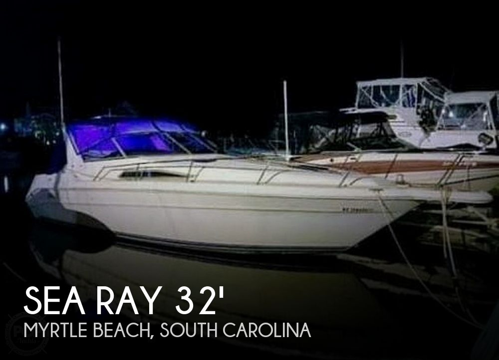 Used Sea Ray Express cruiser Boats For Sale by owner | 1992 Sea Ray 330 Express Cruiser