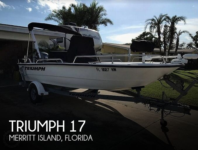 Used Triumph Boats For Sale by owner | 2009 Triumph 17