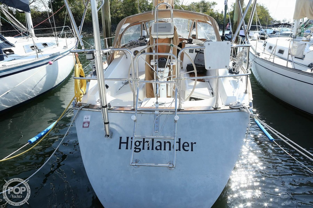 1989 Tartan boat for sale, model of the boat is 34-2 & Image # 2 of 40