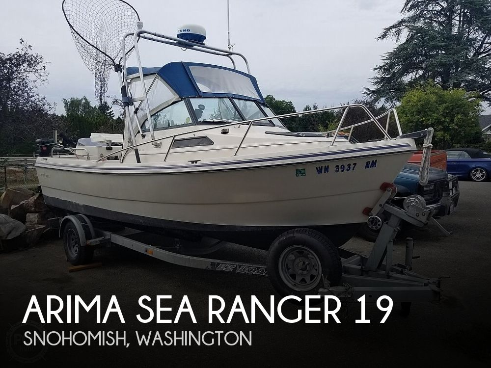 Used Arima Boats For Sale by owner | 1990 Arima 19