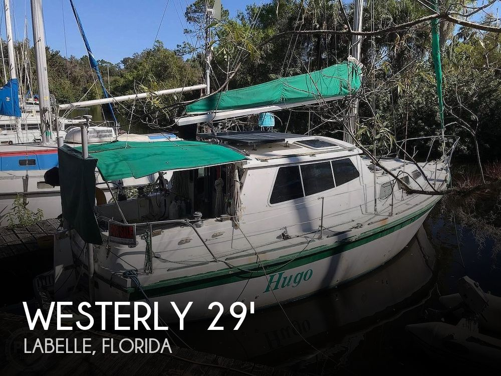 Used Westerly Boats For Sale by owner | 1988 Westerly 29 Konsort Duo