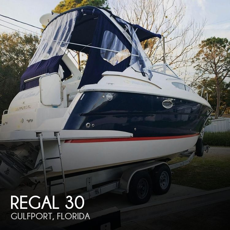 Used Regal 30 Boats For Sale by owner | 2007 Regal 30