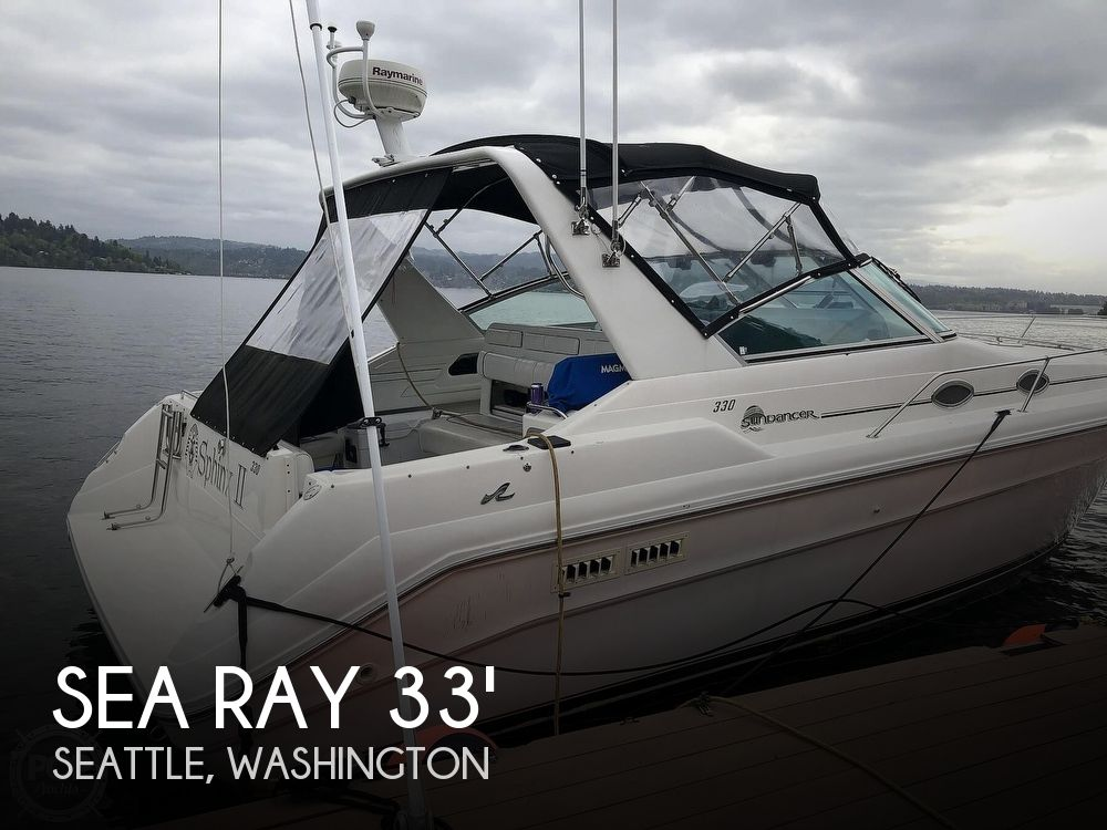 1994 SEA RAY 330 SUNDANCER for sale
