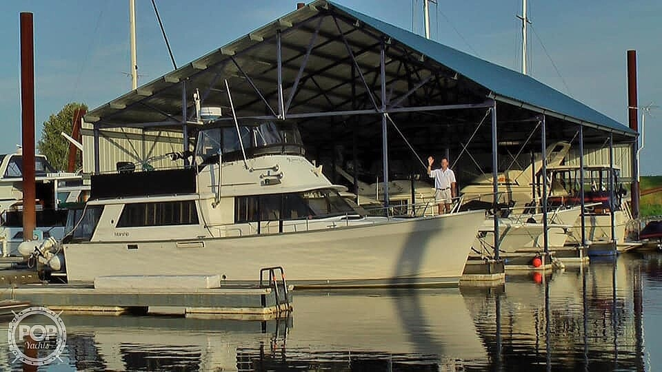 1981 Mainship boat for sale, model of the boat is 40 & Image # 2 of 40