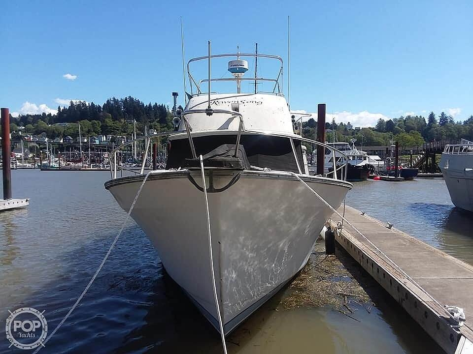 1981 Mainship boat for sale, model of the boat is 40 & Image # 6 of 40