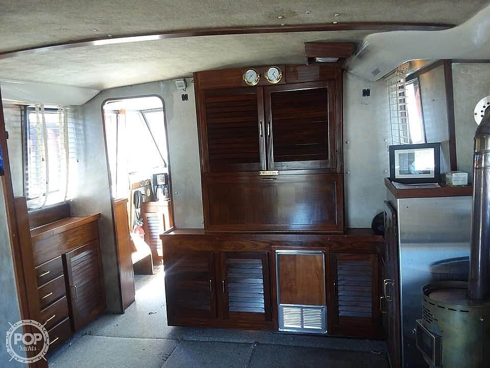 1981 Mainship boat for sale, model of the boat is 40 & Image # 10 of 40