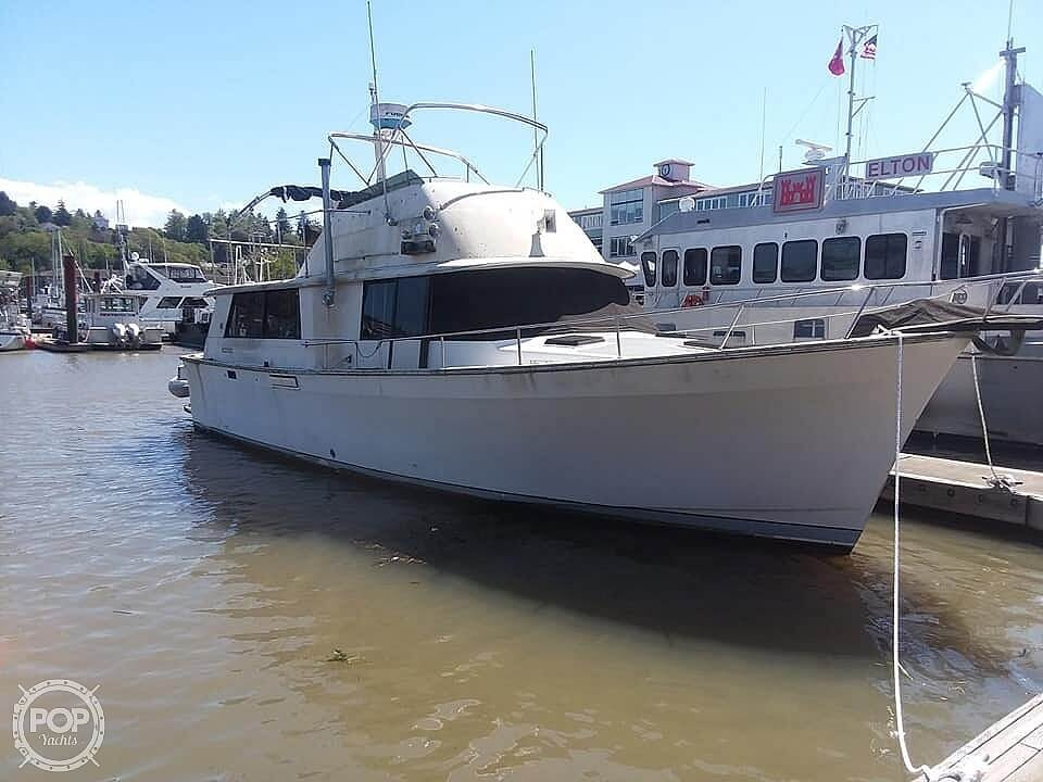 1981 Mainship boat for sale, model of the boat is 40 & Image # 13 of 40