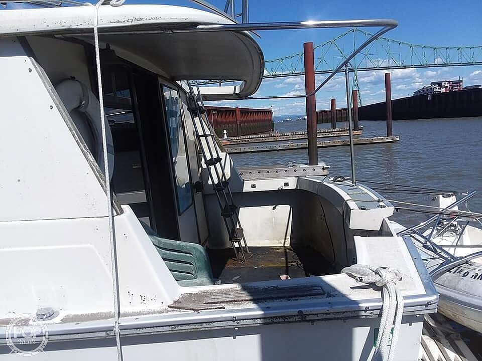 1981 Mainship boat for sale, model of the boat is 40 & Image # 17 of 40