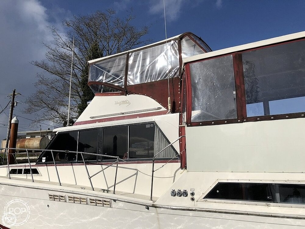 1981 Mainship boat for sale, model of the boat is 40 & Image # 19 of 40