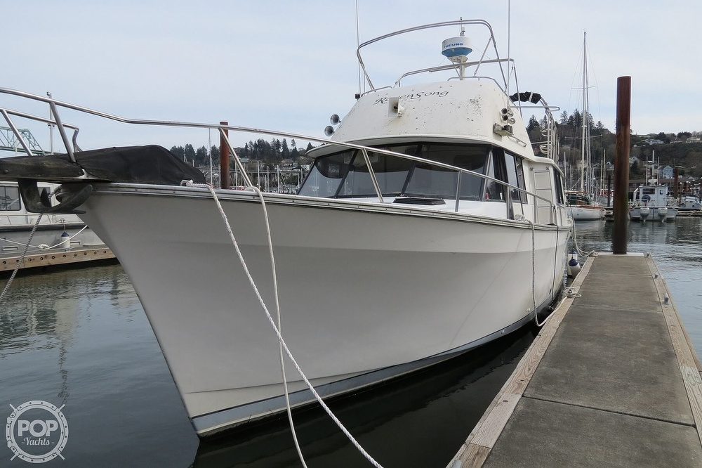 1981 Mainship boat for sale, model of the boat is 40 & Image # 20 of 40