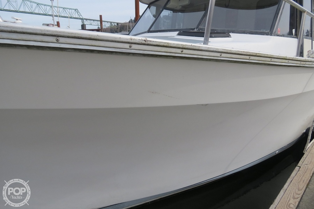 1981 Mainship boat for sale, model of the boat is 40 & Image # 22 of 40