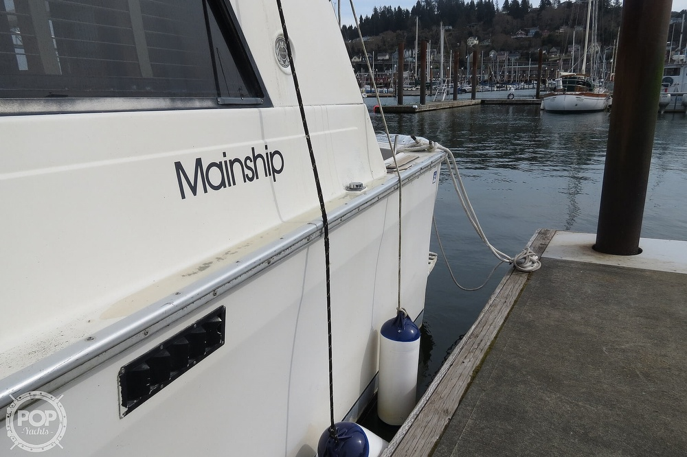1981 Mainship boat for sale, model of the boat is 40 & Image # 29 of 40