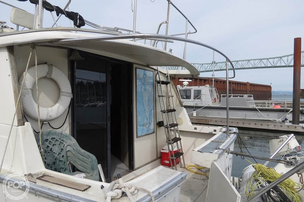 1981 Mainship boat for sale, model of the boat is 40 & Image # 32 of 40