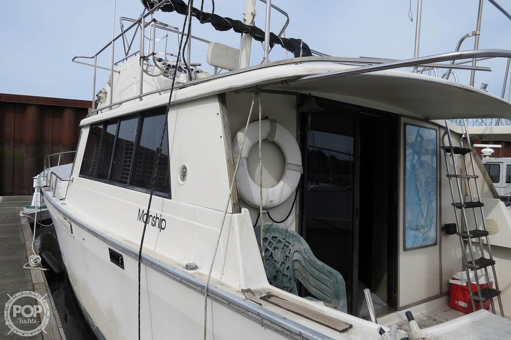 1981 Mainship boat for sale, model of the boat is 40 & Image # 33 of 40