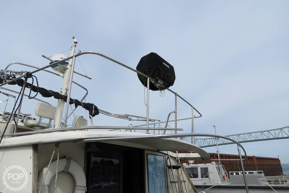 1981 Mainship boat for sale, model of the boat is 40 & Image # 34 of 40