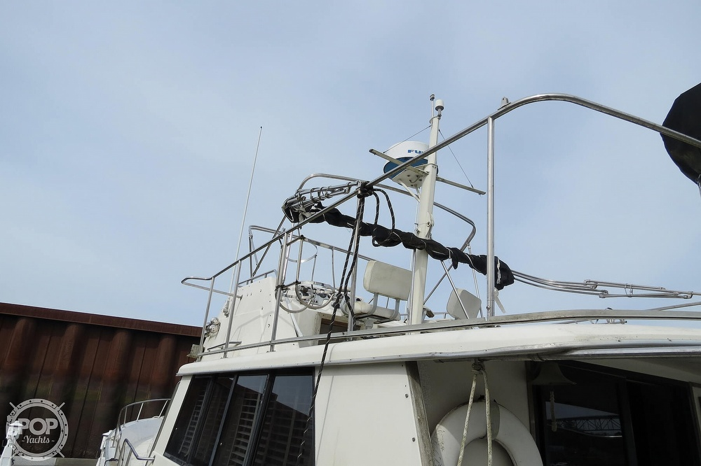 1981 Mainship boat for sale, model of the boat is 40 & Image # 35 of 40