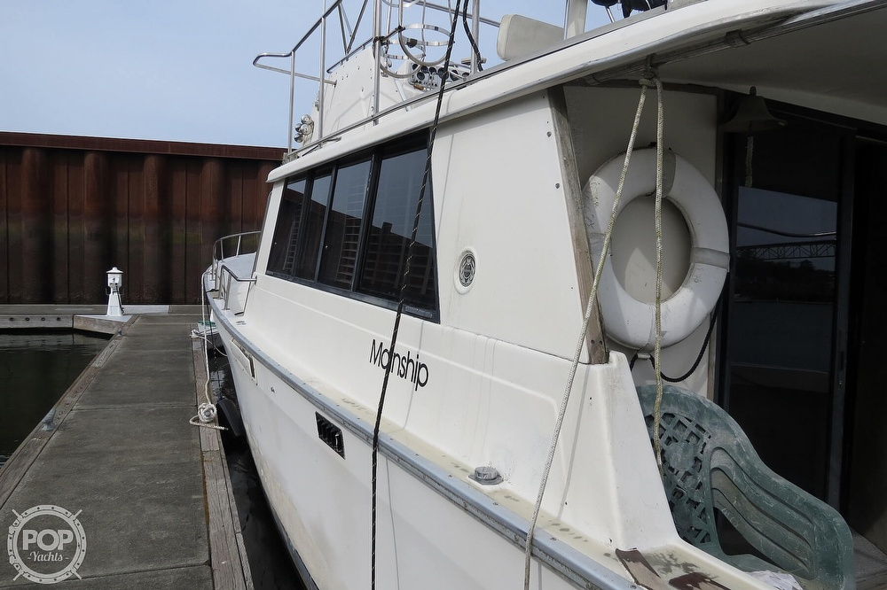 1981 Mainship boat for sale, model of the boat is 40 & Image # 36 of 40