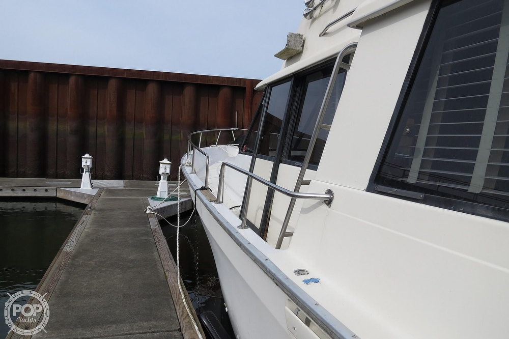 1981 Mainship boat for sale, model of the boat is 40 & Image # 38 of 40