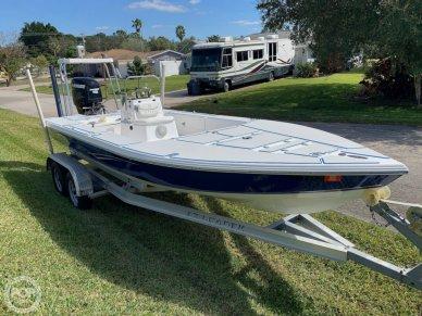 Carolina Skiff Sea Chaser 21 EKH, 21, for sale - $27,800