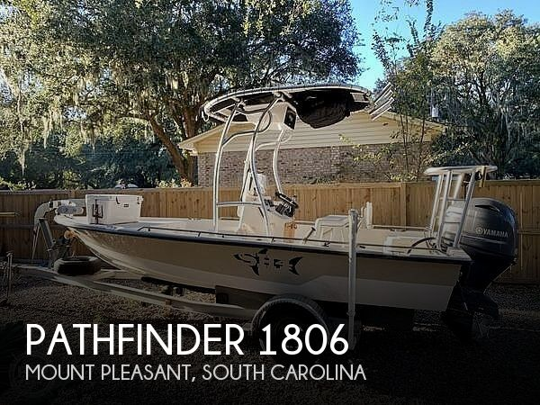 Used Pathfinder Boats For Sale by owner   2000 Pathfinder 1806