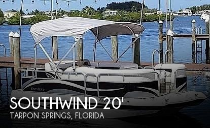 Used SouthWind Boats For Sale by owner | 2011 20 foot Southwind Sport Deck