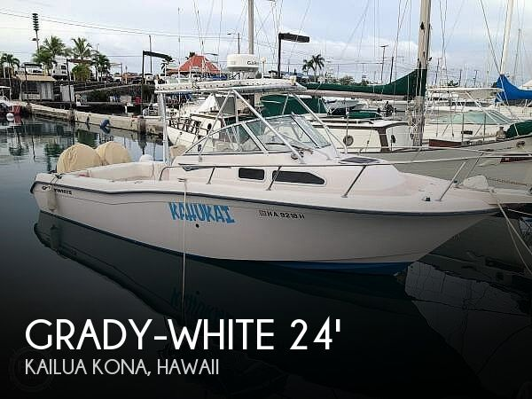 Used Grady-White Boats For Sale in Hawaii by owner | 1998 Grady-White 248 Voyager